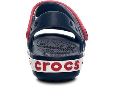 Crocs™ Kids' Crocband Sandal Dark blue/Red
