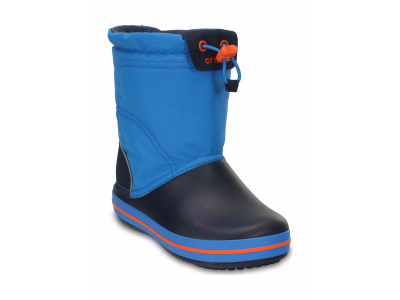 Crocs™ Kids' Crocband Lodgepoint Boot Ocean/Navy