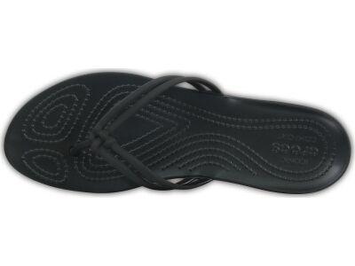 Crocs™ Isabella Flip Black/Black
