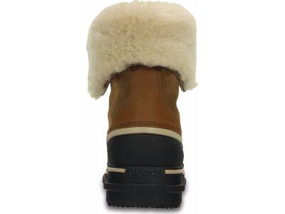 Crocs™ AllCast II Luxe Boot M Wheat/Black