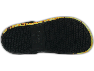 Crocs™ Bistro Graphic Clog Black
