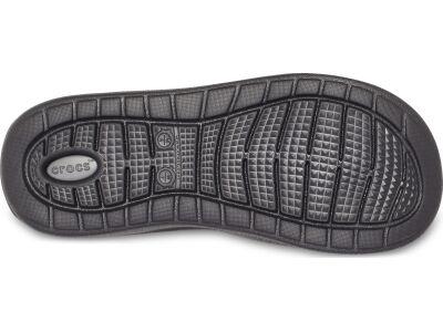 Crocs™ LiteRide Flip Black/Slate Grey