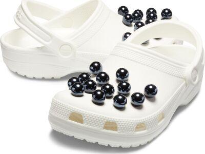 Crocs™ Classic Timeless Clash Pearls Clog Black/White