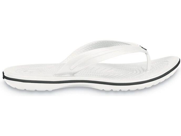 Crocs™ Crocband™ Flip White