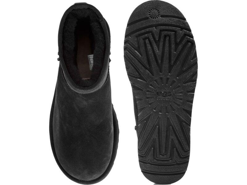 UGG Classic Mini M Black
