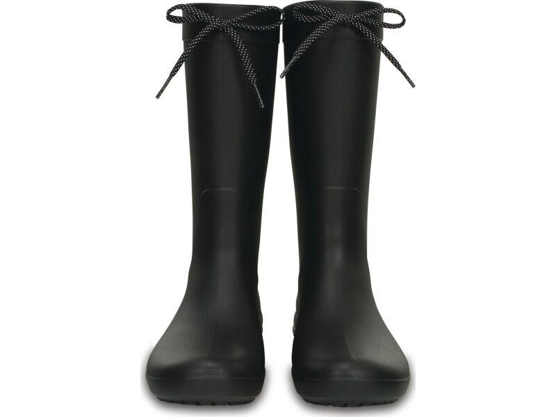 Crocs™ Freesail Rain Boot Black