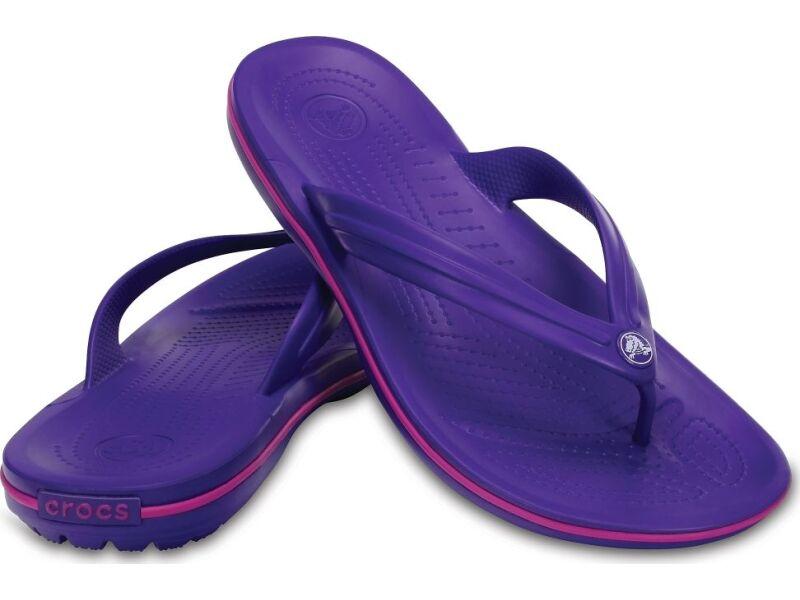 Crocs™ Crocband™ Flip Ultraviolet/Vibrant Violet