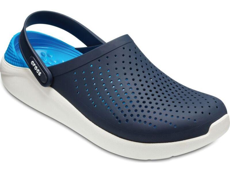 Crocs™ LiteRide Clog Navy/White