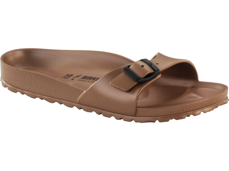 Birkenstock Madrid EVA Metallic Copper