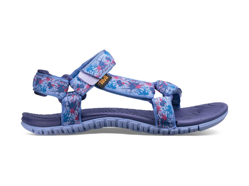 Teva Hurricane 3 Kid's Splash Purple/Blue