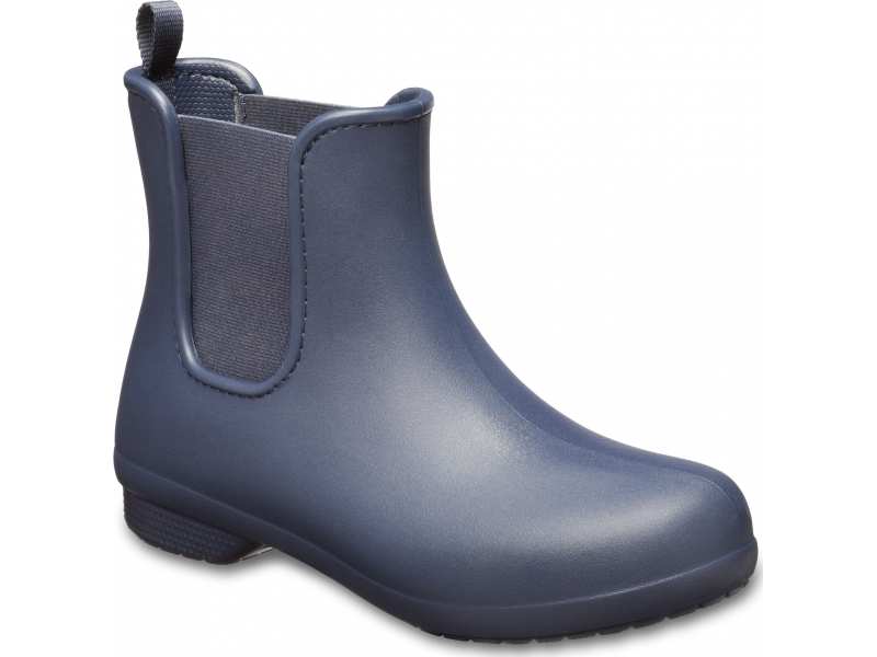 Crocs™ Freesail Chelsea Boot Navy/Navy