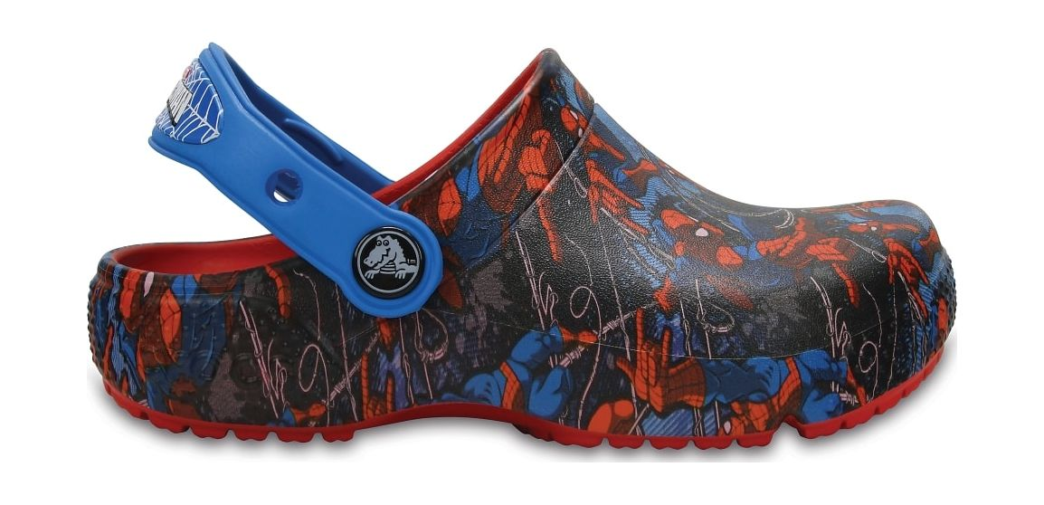 19ac4f4b440c Crocs™ Funlab Spiderman Flame Flame ...