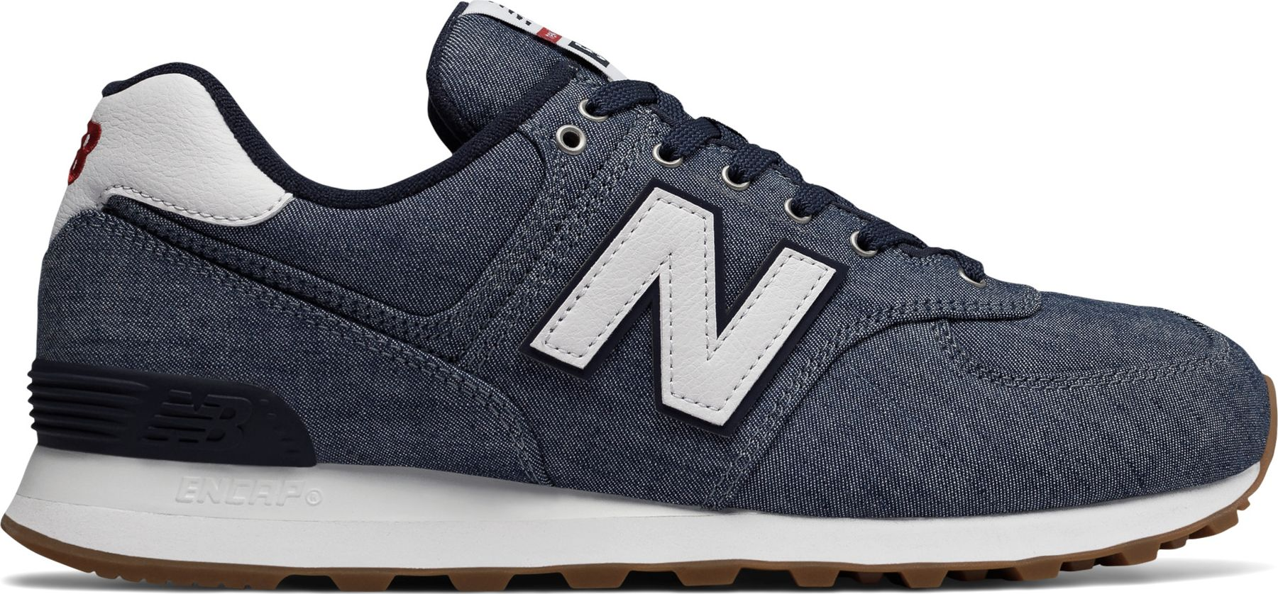 reputable site eb9f4 c1245 New Balance ML574 Beach Chambray | OPEN24.PL