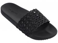 ZAXY Snap Mesh Slide 17669 Black