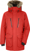 DIDRIKSONS Marco Men's Parka Lava Red