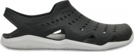 Crocs™ Swiftwater Wave Men's Black/Pearl White
