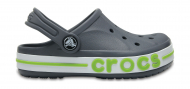 Crocs™ Bayaband Clog Kid's Charcoal