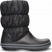 Crocs™ Winter Puff Boot Black/Charcoal
