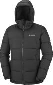 Columbia Pike Lake Hooded Jacket Black