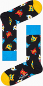 Happy Socks Cat Sock Multi 9300