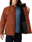 Columbia South Canyon Lined Jacket Men's Dark Amber