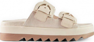 COUGAR Pepa Suede Leather Oyster