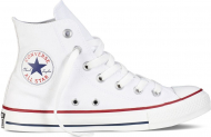 Converse Chuck Taylor All Star Hi White/White