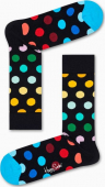 Happy Socks Big Dot Sock Multi 0101