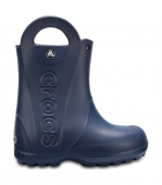 Crocs™ Kids' Handle It Rain Boot Navy