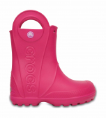 Crocs™ Kids' Handle It Rain Boot Candy Pink