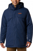 Columbia Rugged Path Parka Men's Collegiate Navy