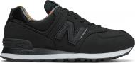 New Balance ML574 Leather Black