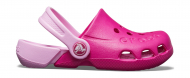 Crocs™ Kids' Electro Candy Pink/Carnation