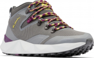 Columbia Facet 60 Outdry Women's Dark Grey/Mineral Yellow