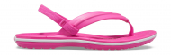 Crocs™ Crocband Strap Flip Kid's Electric Pink