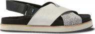 TOMS Mini Leopard Print Leather Women's Marisa White