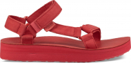 Teva Midform Universal Leather Racing Red